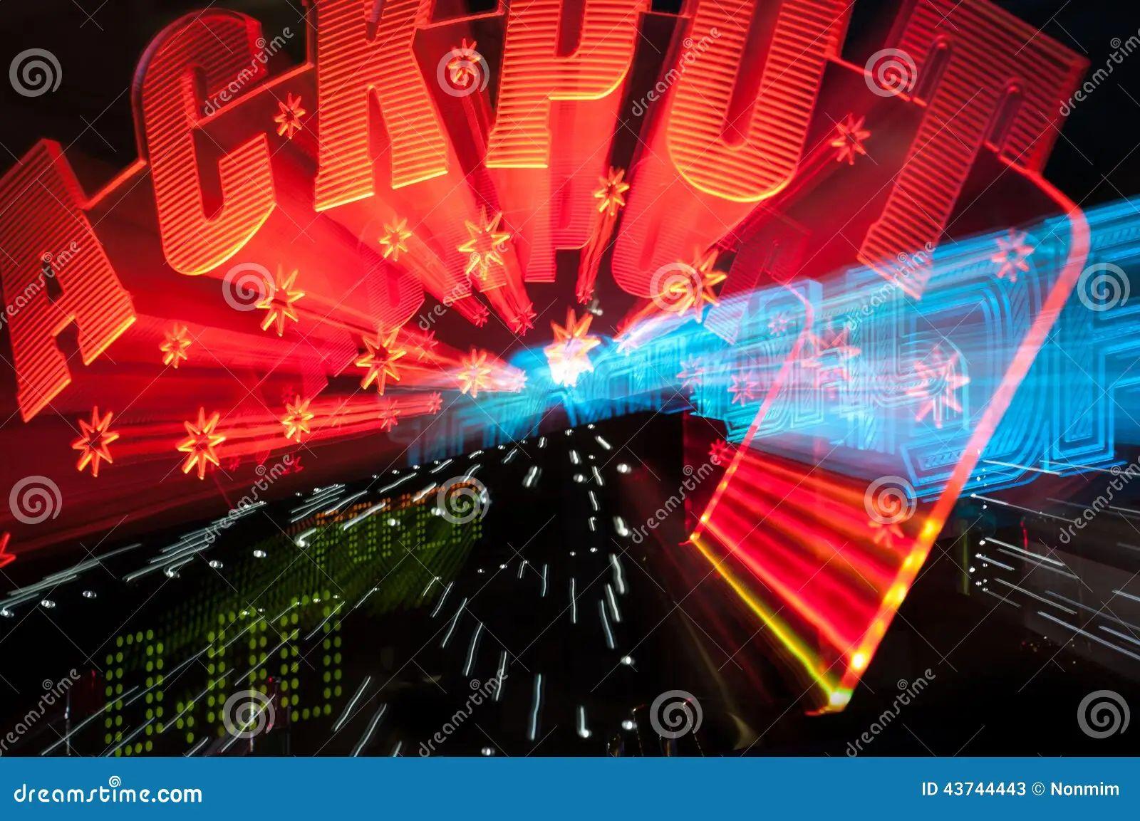 Jackpot Winner Sign From Casino Gambling And Amusement Auto Wiring Diagram