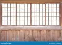 Japanese Sliding Paper Door Stock Image - Image: 33502323
