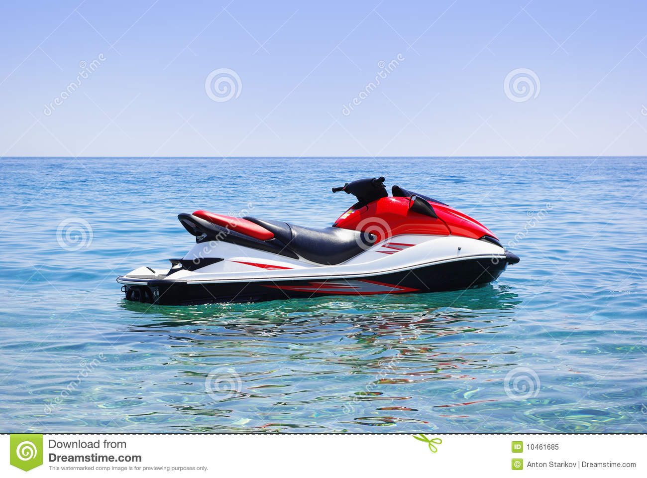 Gratis Jet Ski Jet Ski Royalty Free Stock Photo Image 10461685