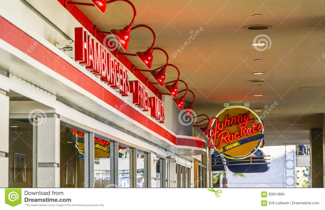 Johnny's Farmhouse Restaurant Johnny Rockets Burger Restaurant En Los Ángeles Los