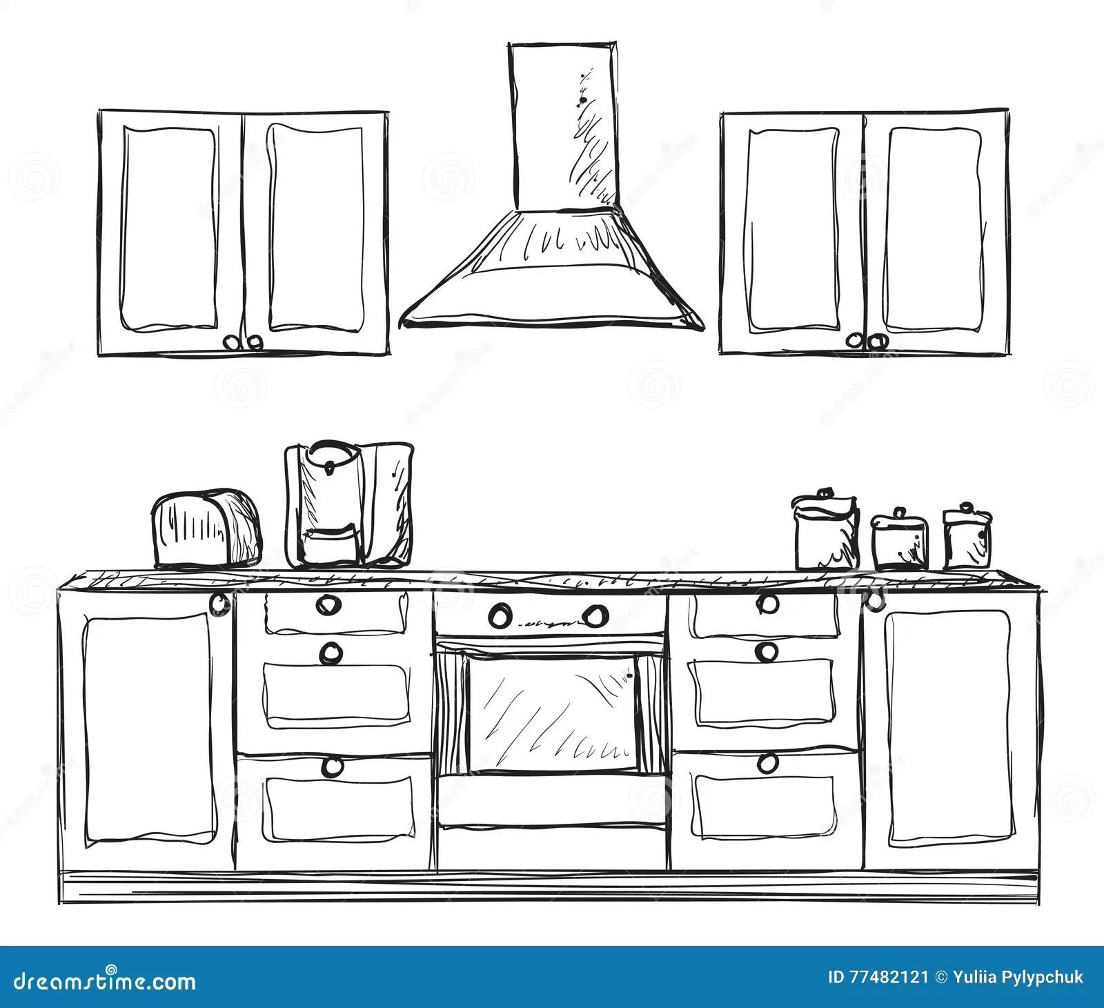 Küchenschrank Lagerung Ideen Küche