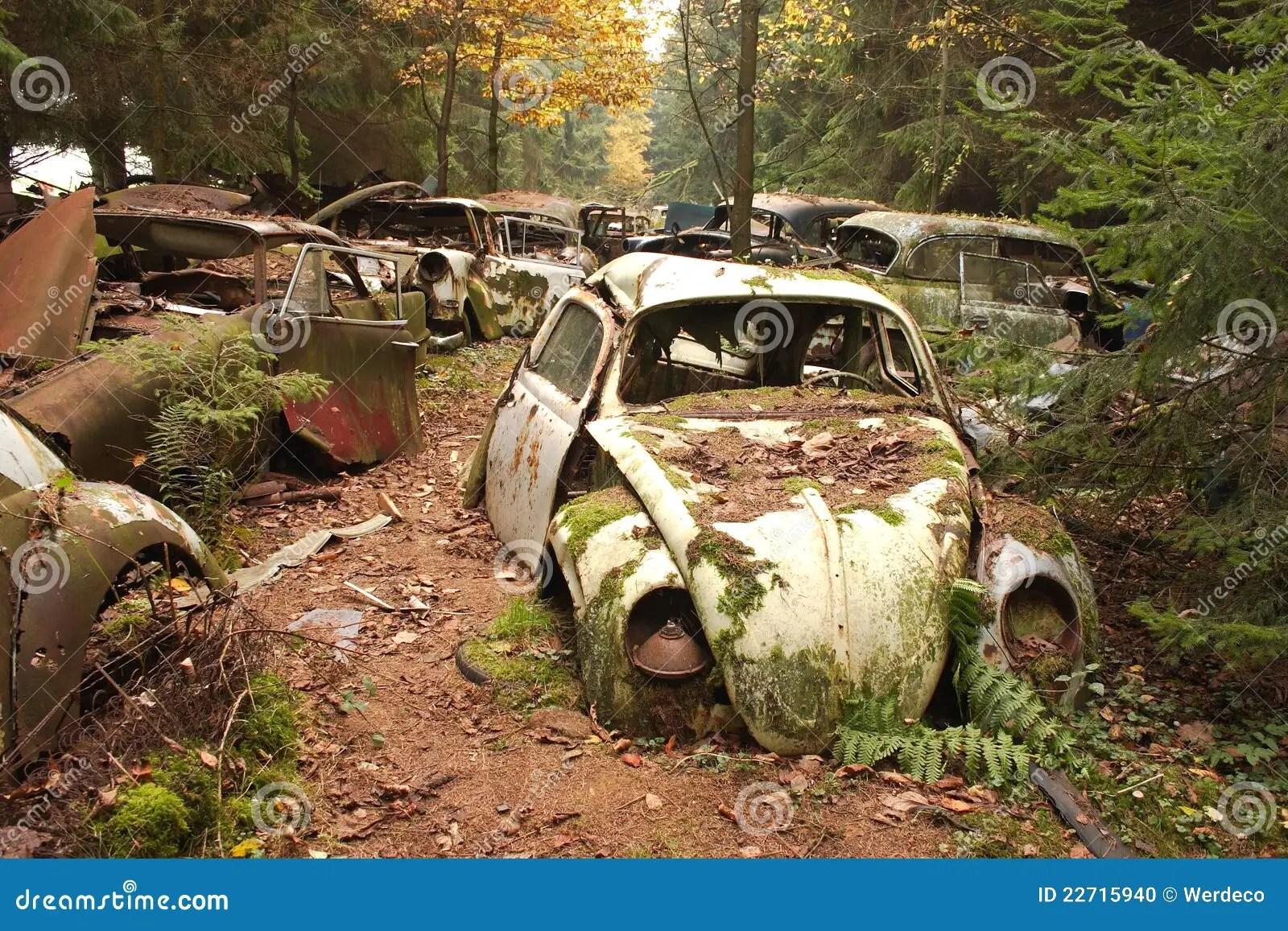 Hemi Car Wallpaper Kerkhof 1 Van De Auto Stock Foto Afbeelding Bestaande Uit