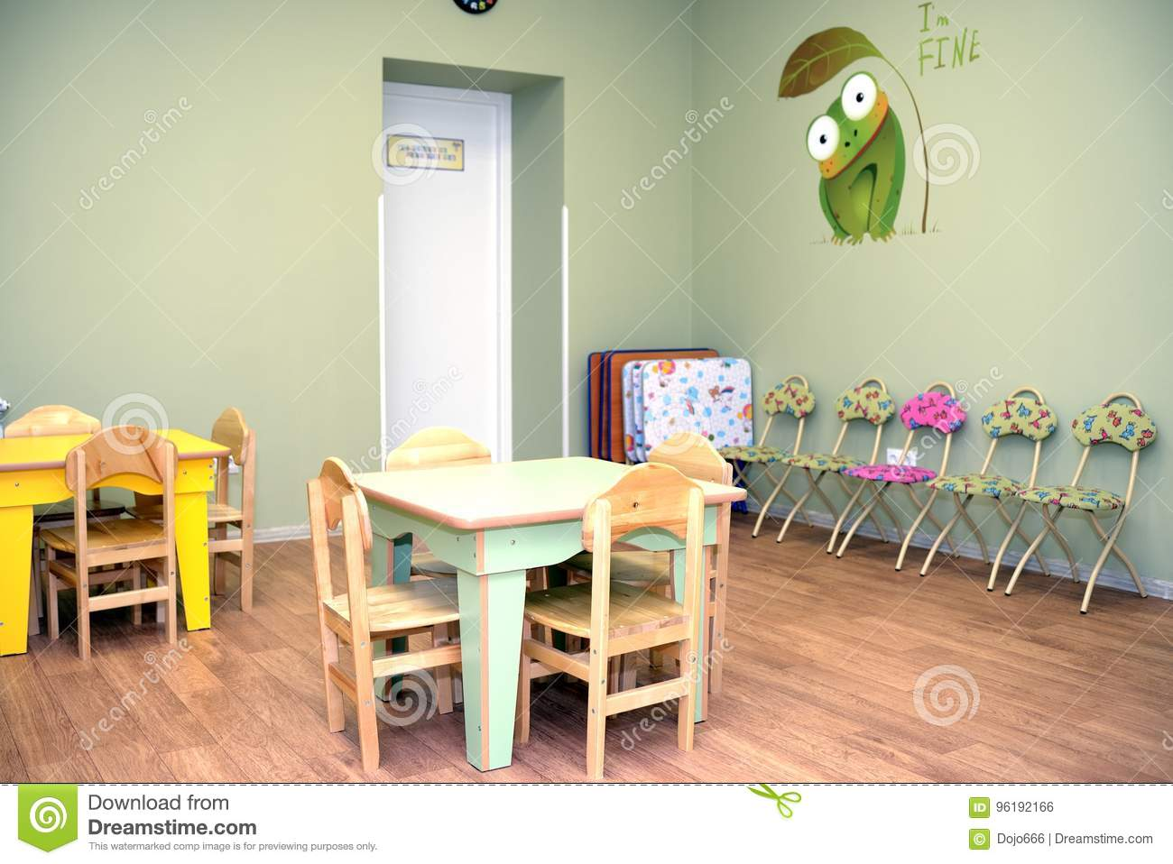 Garten Design Owl Kindergarten Room Interior Editorial Photo Image Of Decor 96192166