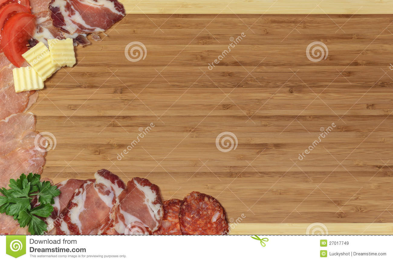 Fish 3d Wallpaper Download Kitchen Chopping Board As A Background For A Menu Royalty