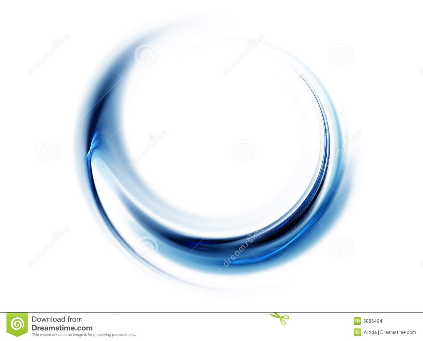 3d Curved Wallpaper L 237 Neas Abstractas Onduladas Azules En El Fondo Blanco