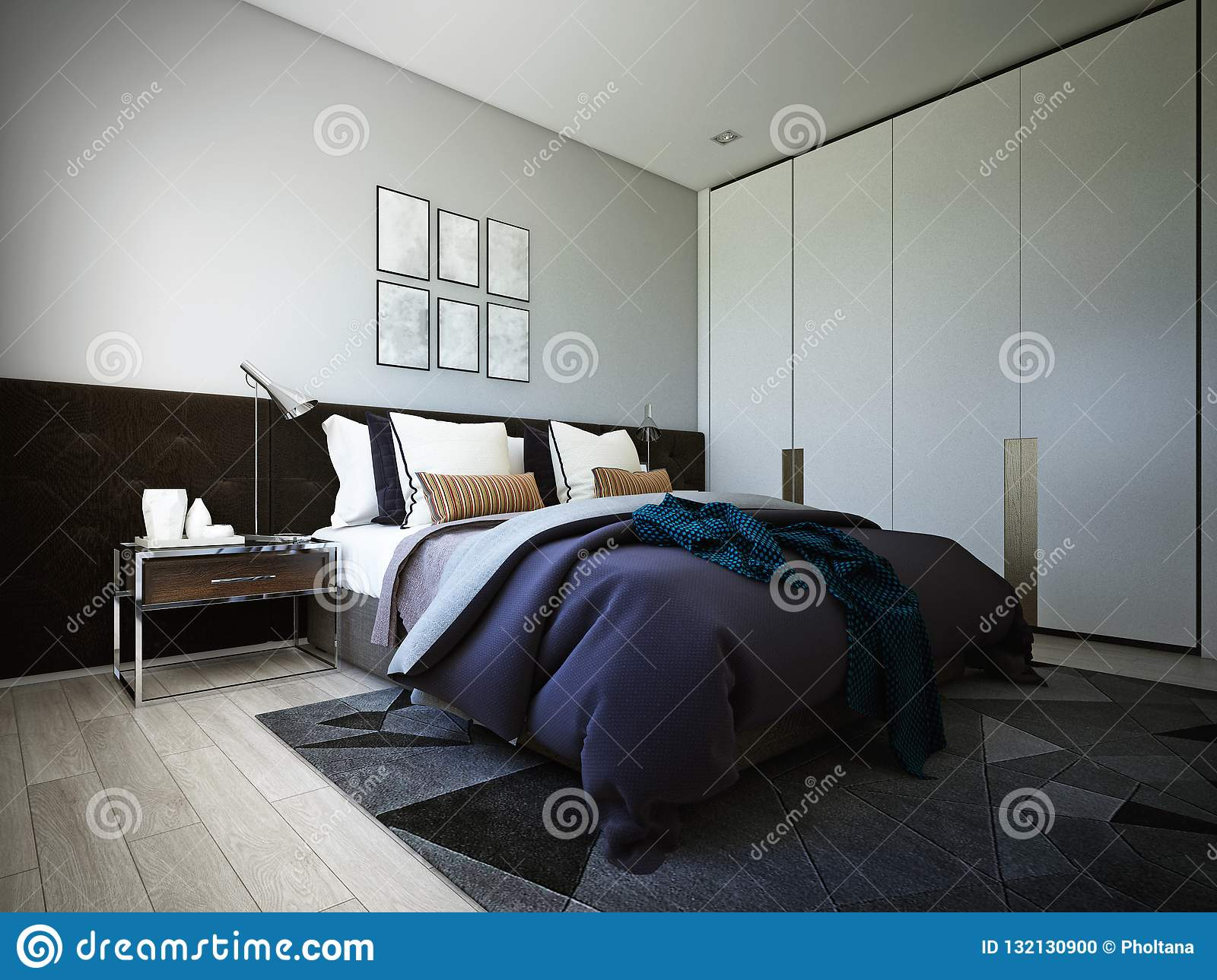 Chambre Style Moderne