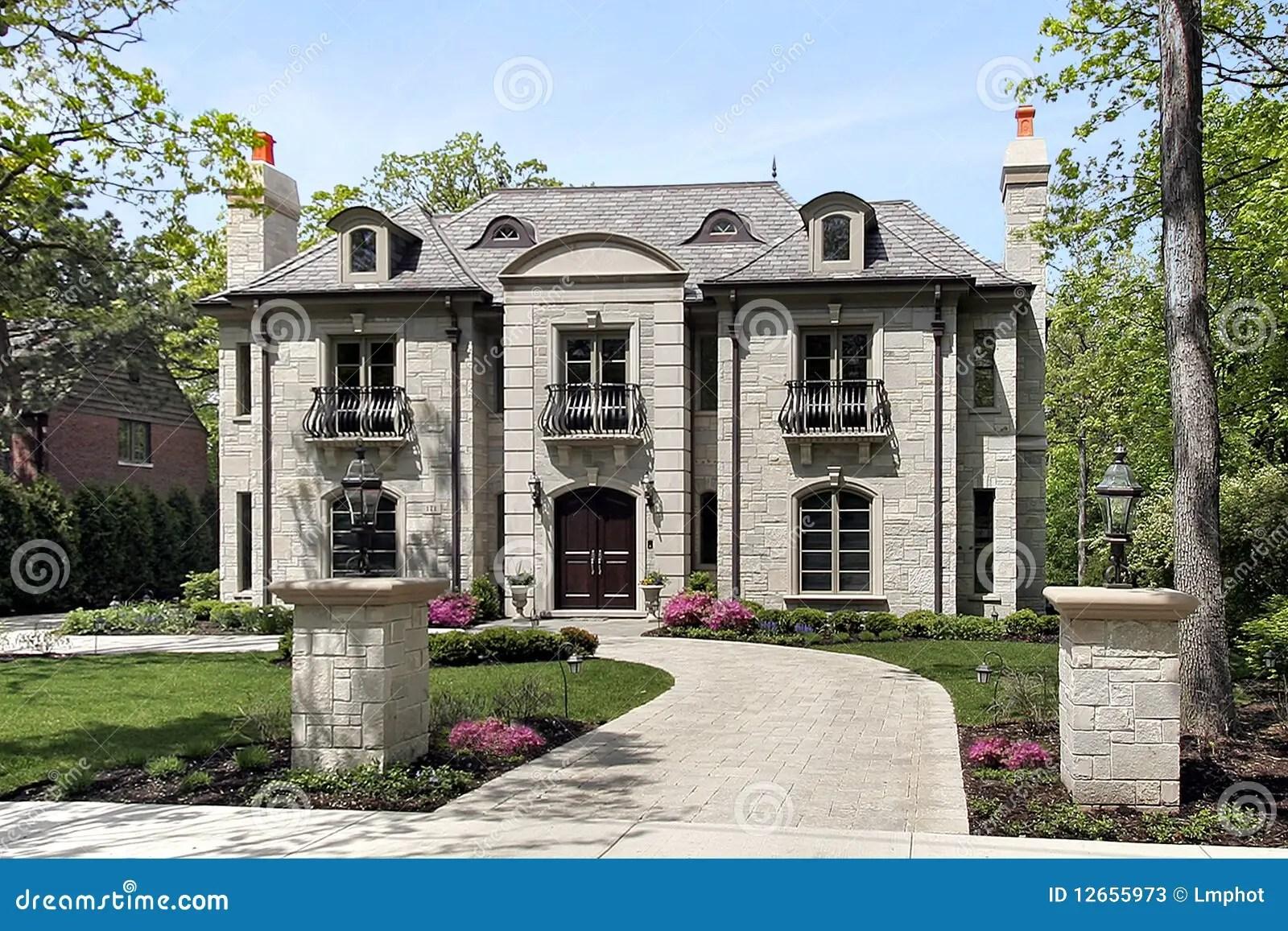 large luxury home stock photos image lubbock large luxury homes