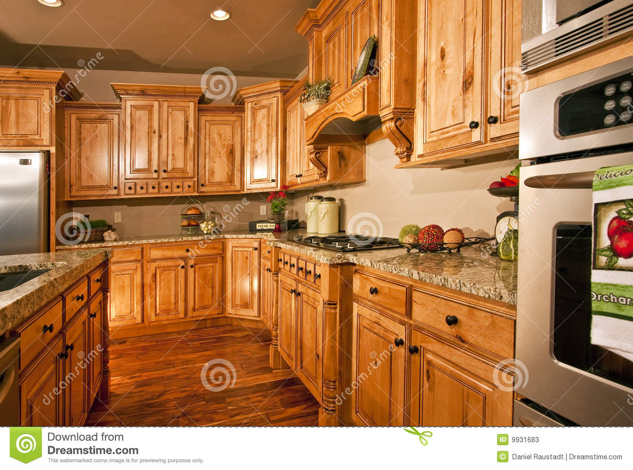 Big W Kitchen Appliances Large Modern Kitchen And Appliances Stock Image Image Of