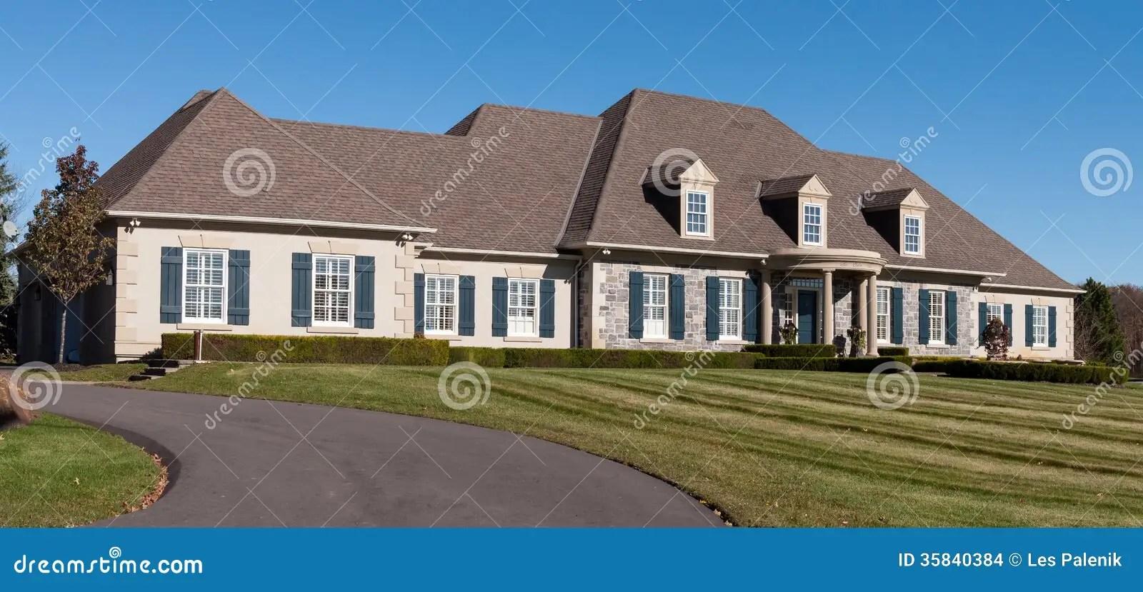 large sprawling bungalow stock images image lubbock large luxury homes