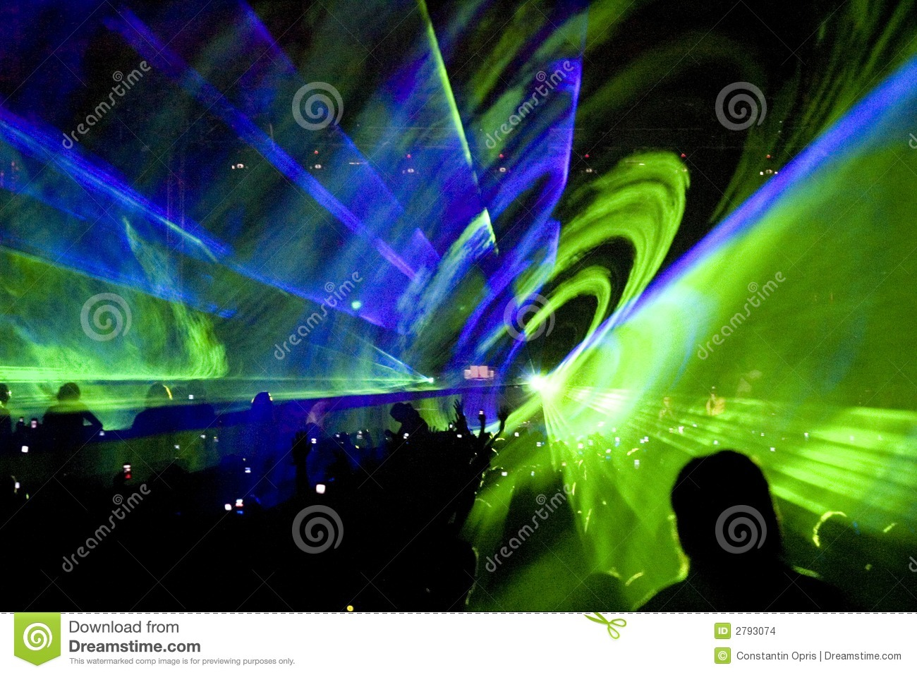 3d Flash Wallpapers Free Download Laser Show Rave Party Stock Images Image 2793074