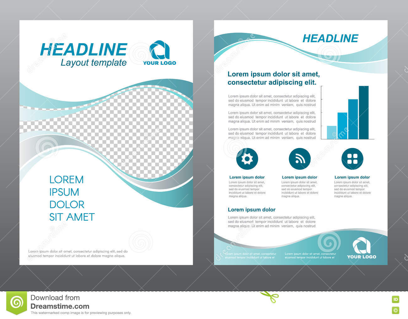 cover page template curriculum vitae refference cover page template cover sheet template microsoft word templates stock vector layout flyer template size