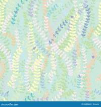 Leaves Small Bird Decor Seamless Pattern Stock Vector ...