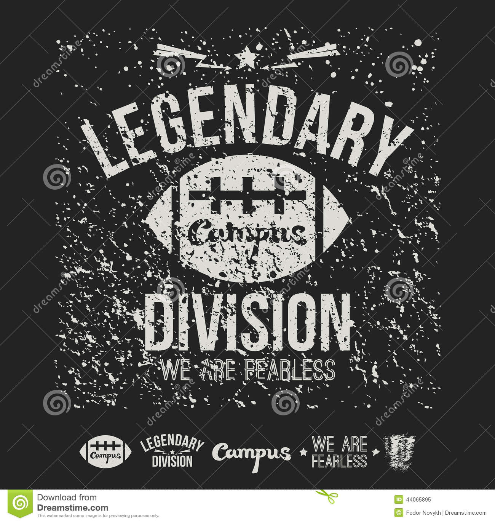 Design t shirt rugby - Design T Shirt Rugby Legendary Division Rugby Emblem And Badges Download