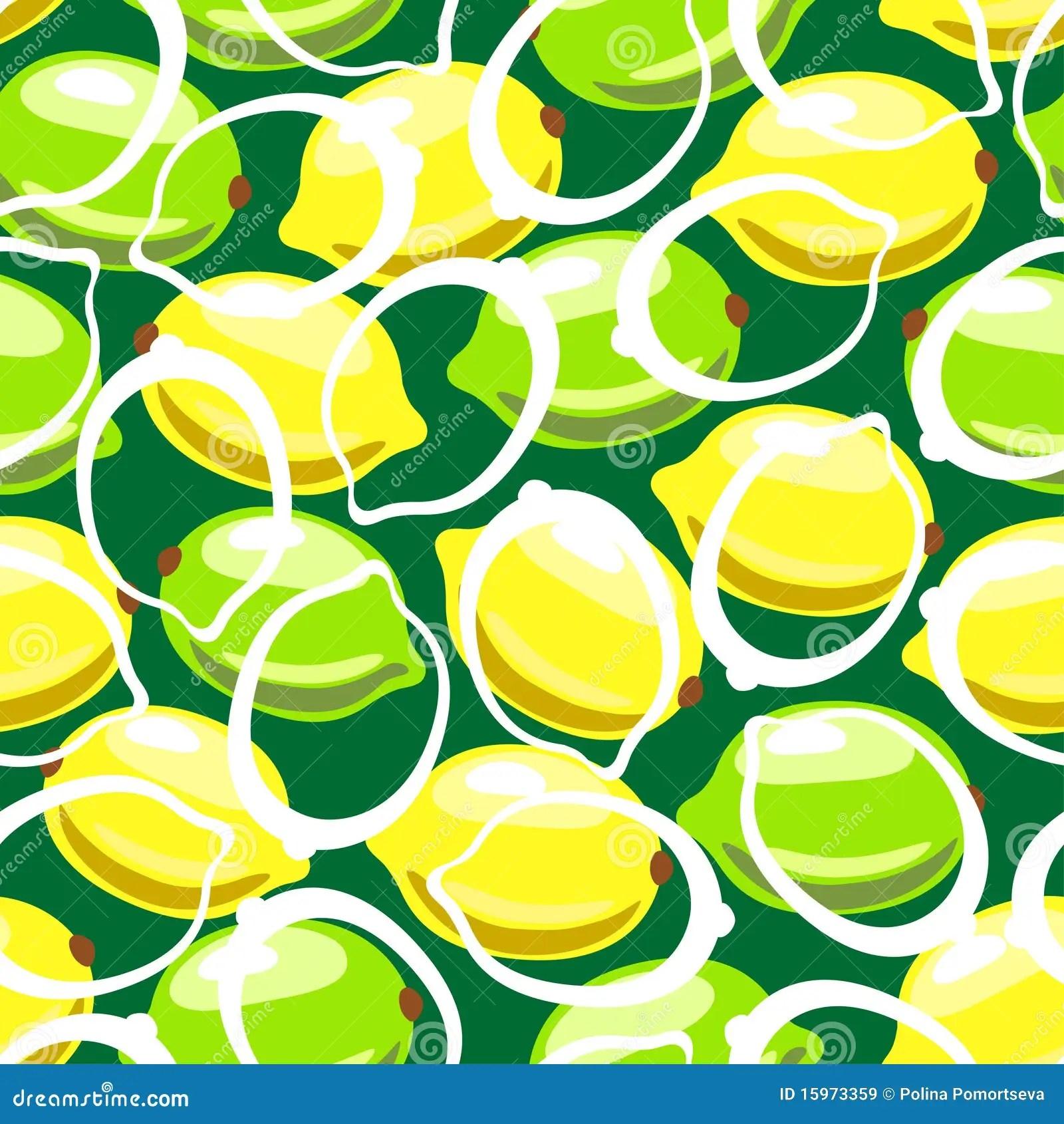 Cute Pattern Wallpaper Free Lemon Seamless Pattern Royalty Free Stock Images Image