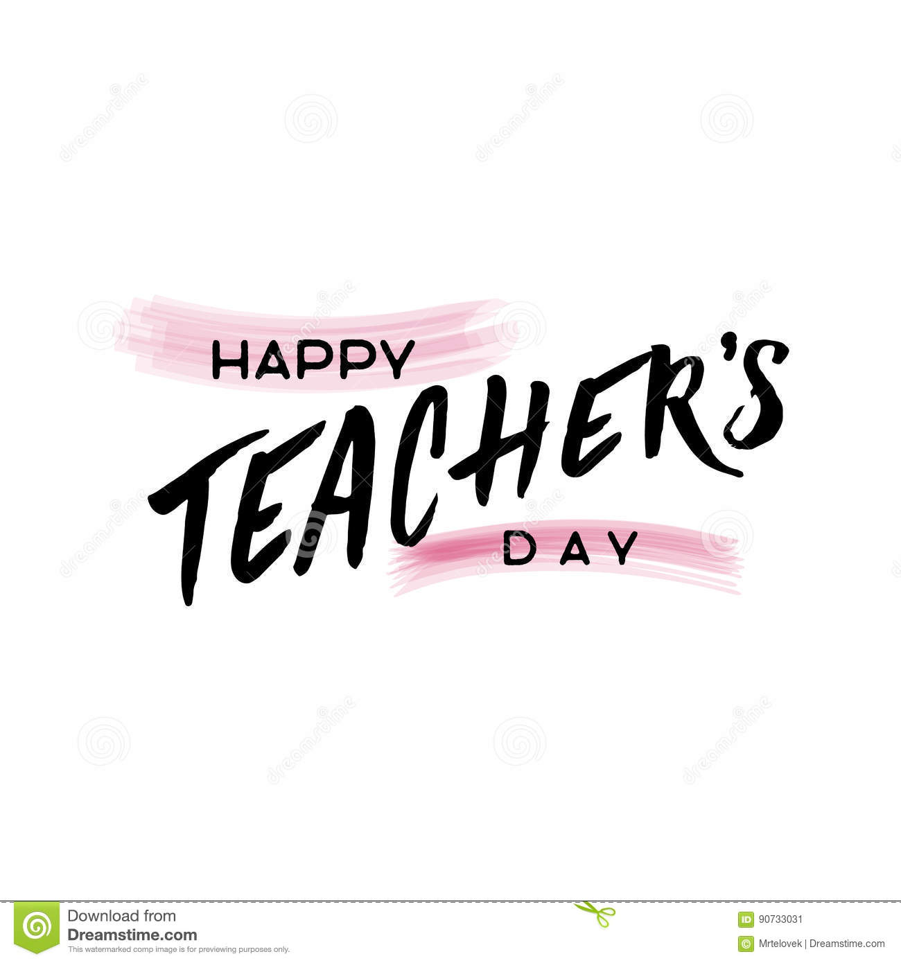 Book Quotes Wallpaper Cursive Lettering And Calligraphy Modern Happy Teachers Day To
