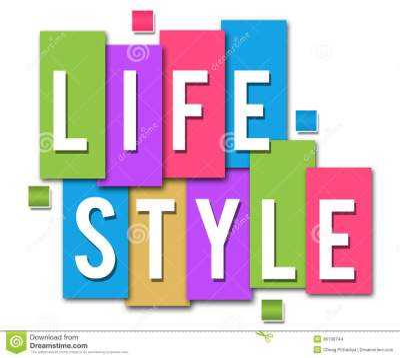 Lifestyle Colourful Stripes Stock Images - Image: 36190744