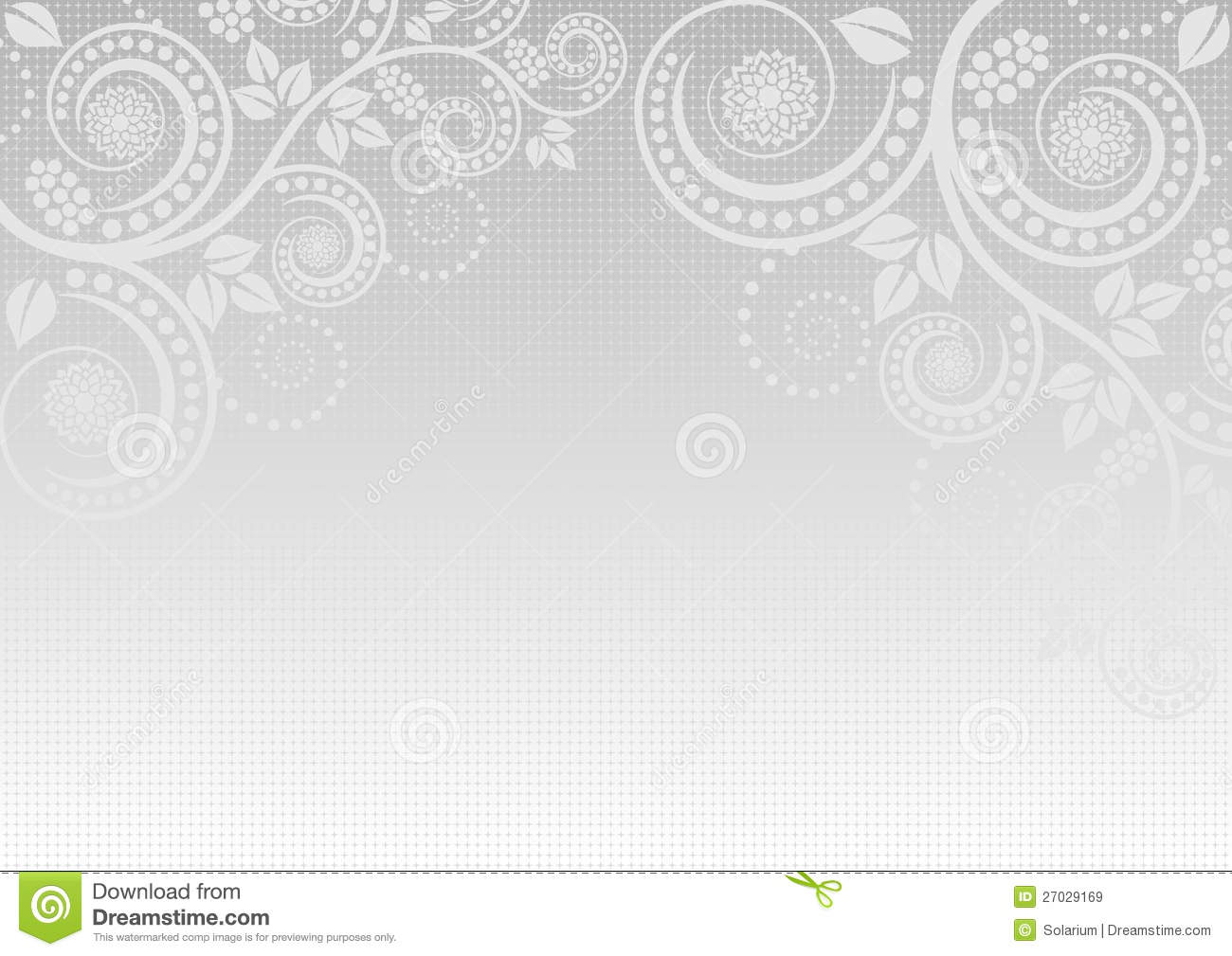 Black And White Polka Dot Wallpaper Border Light Gray Background Stock Vector Illustration Of Card