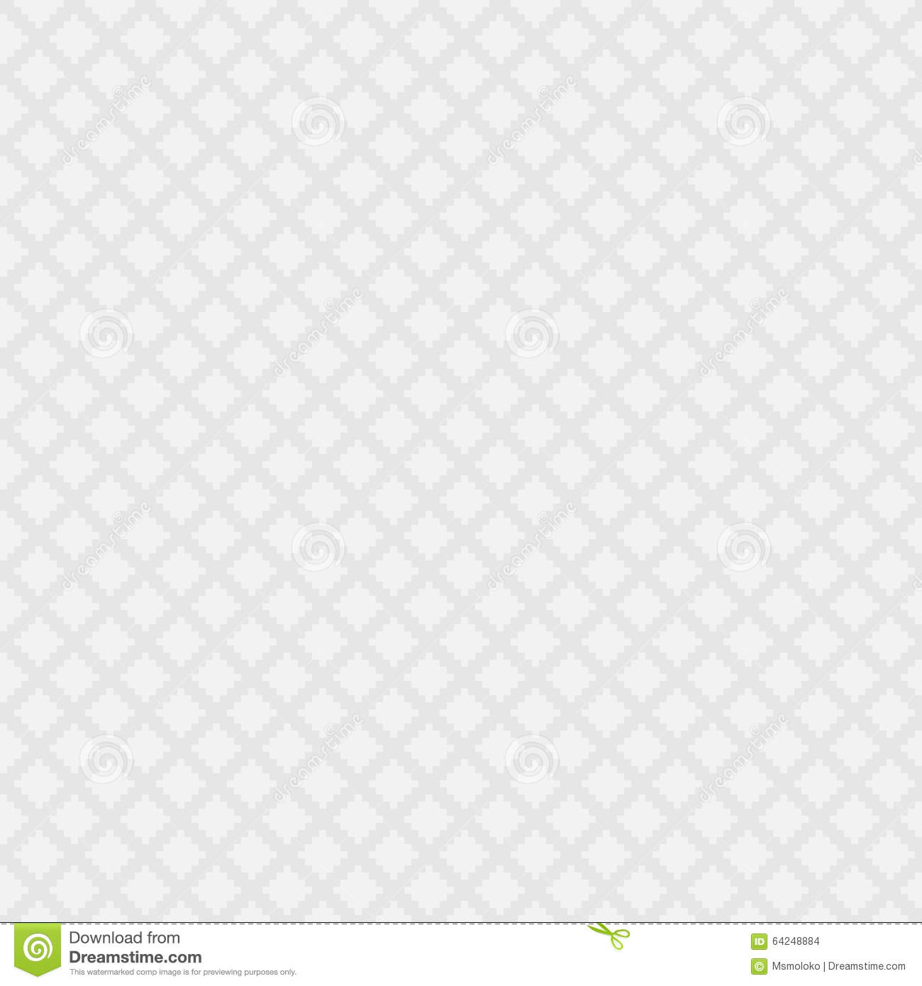 Grey And White Pattern Light Grey And White Geometric Background Pattern Stock