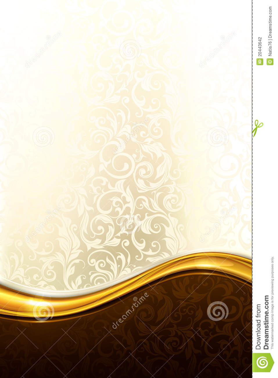 Vintage Black Wallpaper Luxury Background Stock Photography Image 20443642
