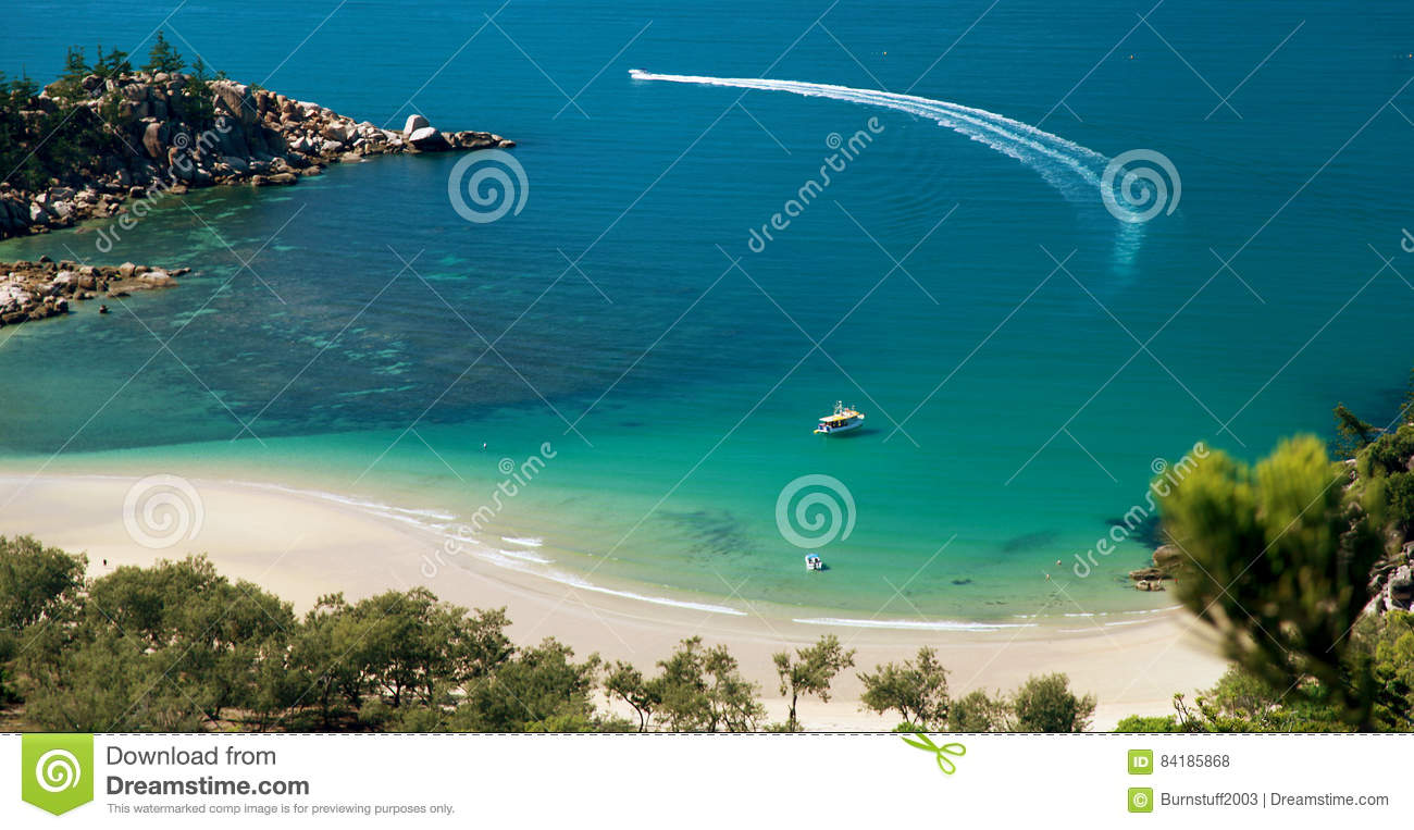 North Queensland Holiday Packages Magnetic Island Australia Stock Photo Image Of Holiday 84185868