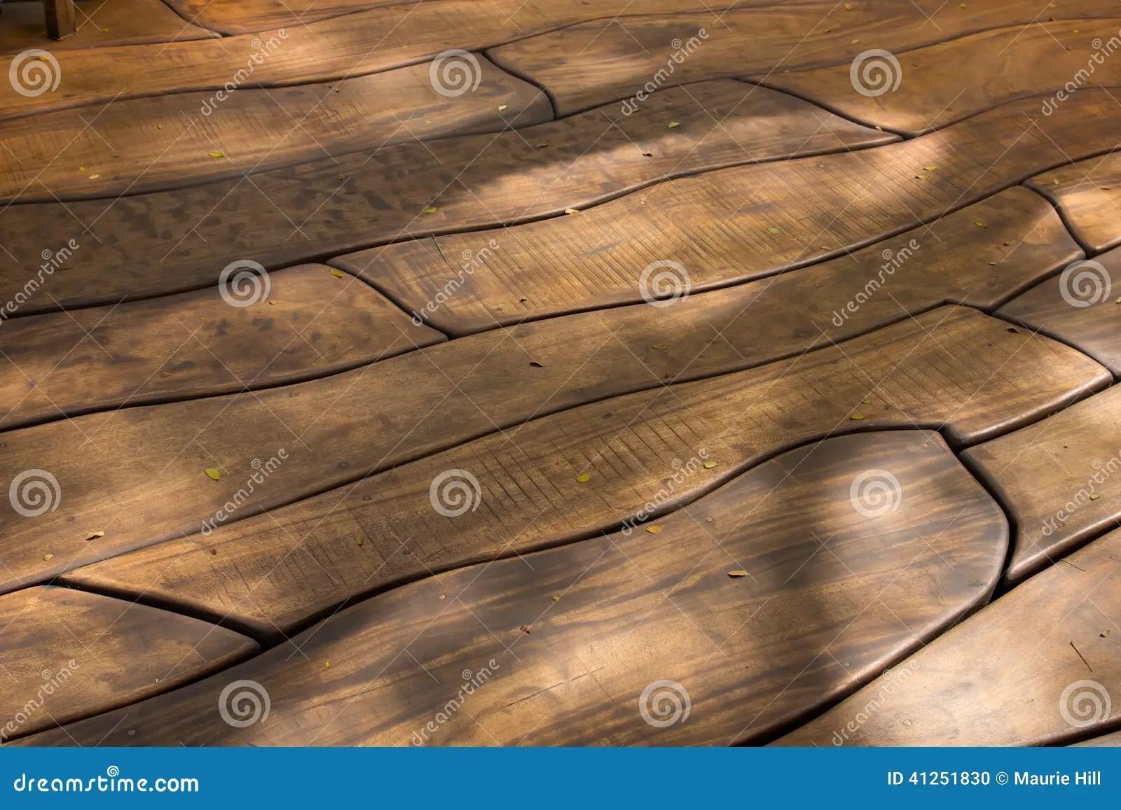 Mahogany Flooring Stock Photo Image 41251830