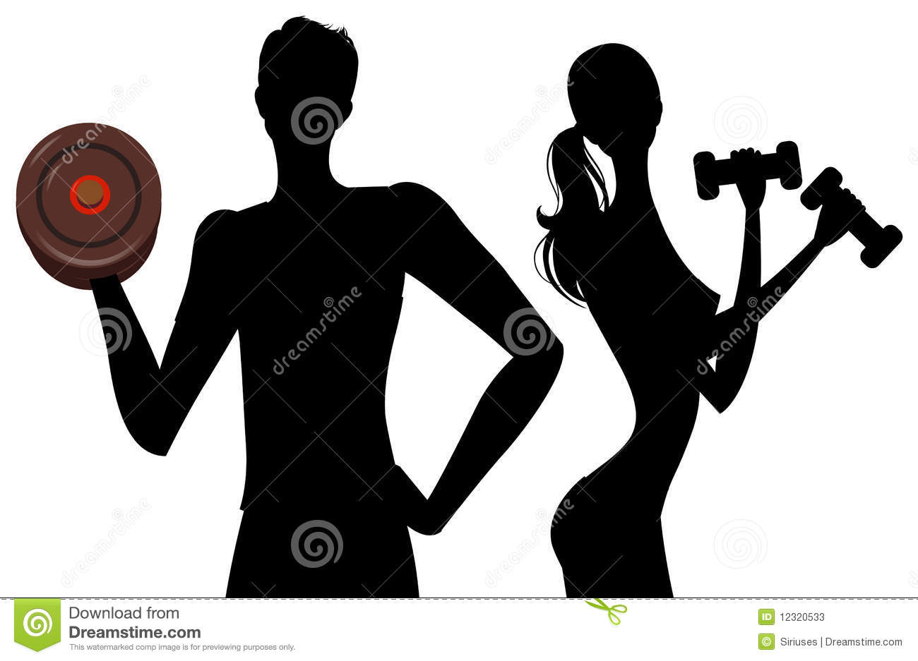 Psychedelic Girl Wallpaper Man And Girl Silhouette Stock Illustration Image Of Color