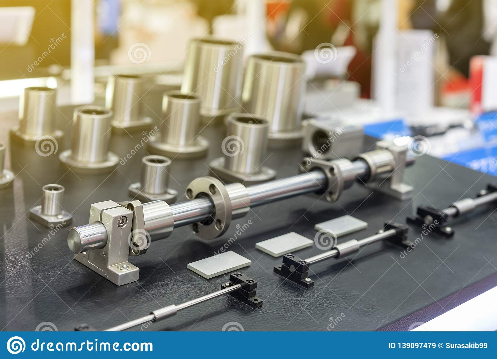 Bearing Machine Many Size Of High Quality And Precision Linear Bushing Drive Or
