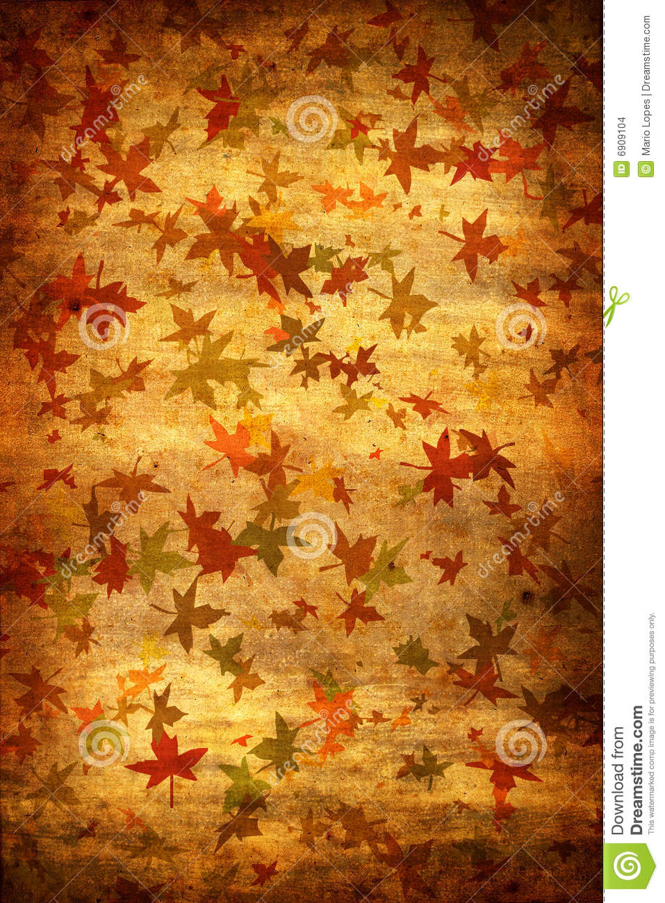 Fall Wallpaper Backgrounds Hd Mapple Leafs Autumn Grunge Background Stock Illustration