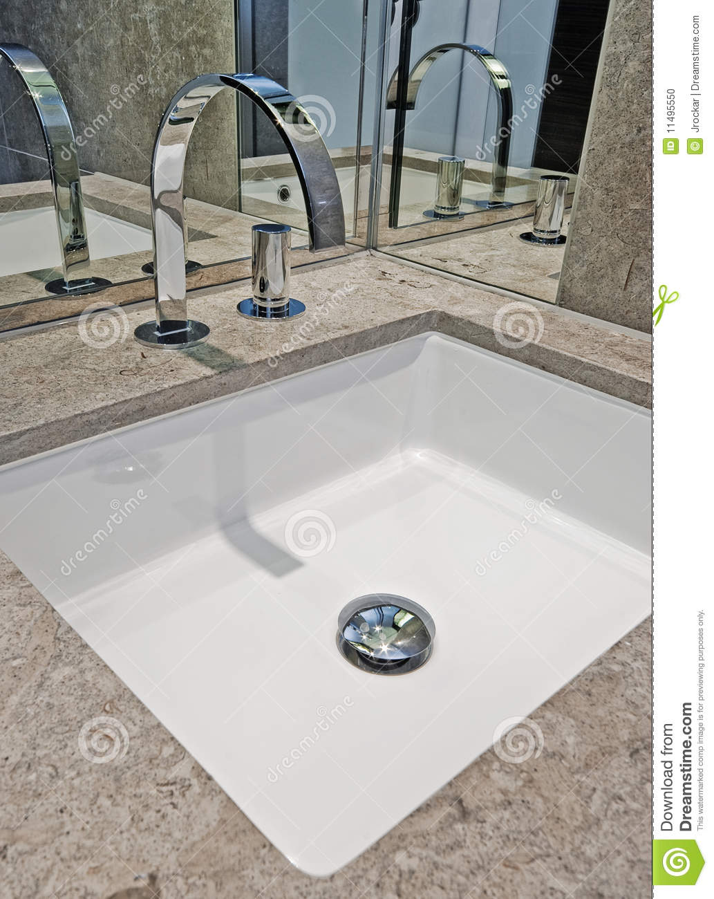 Marble Basin Marble Hand Wash Basin Stock Photo Image Of Interior 11495550