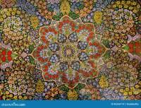 Masterpiece Design Of Oriental Persian Carpet With Garden ...