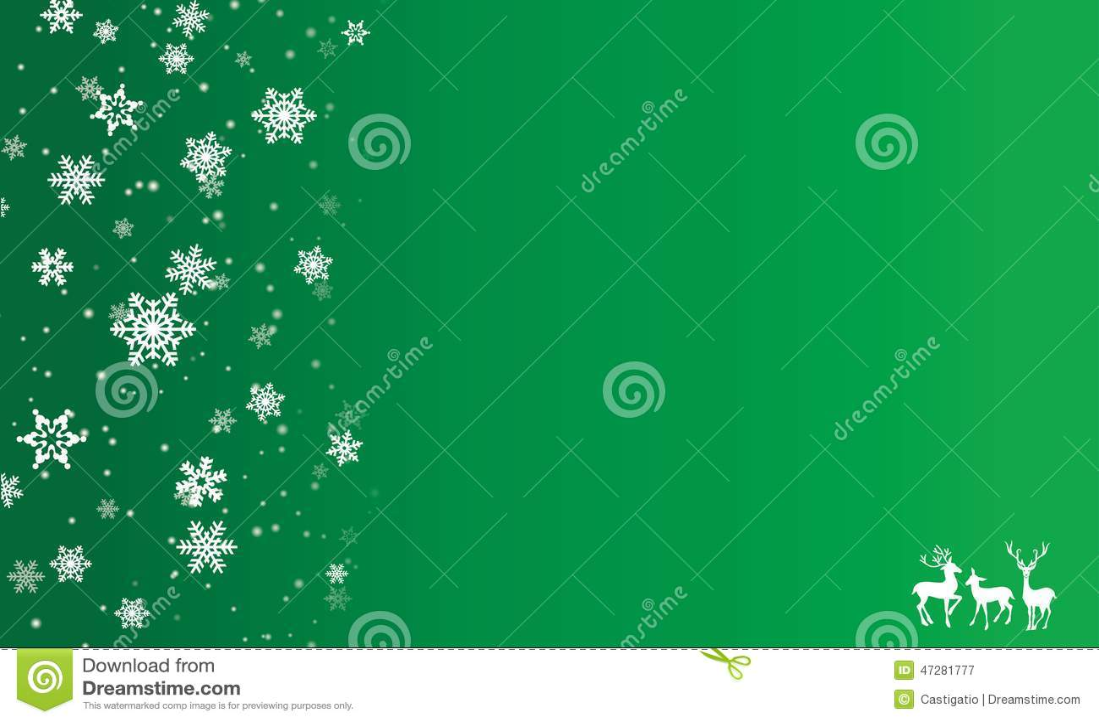 Christmas Wallpaper Snow Falling Merry Christmas Invitation Postcard Background Winter