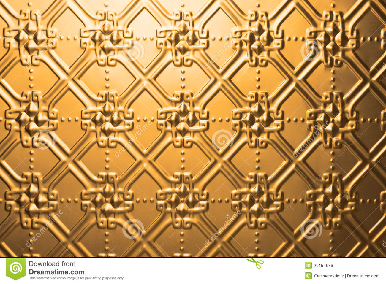 3d Curved Wallpaper Metal Gold Background Royalty Free Stock Images Image