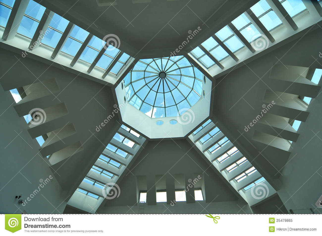 Ceiling Design Vector Modern Ceiling Design Stock Image Image Of High Ceiling