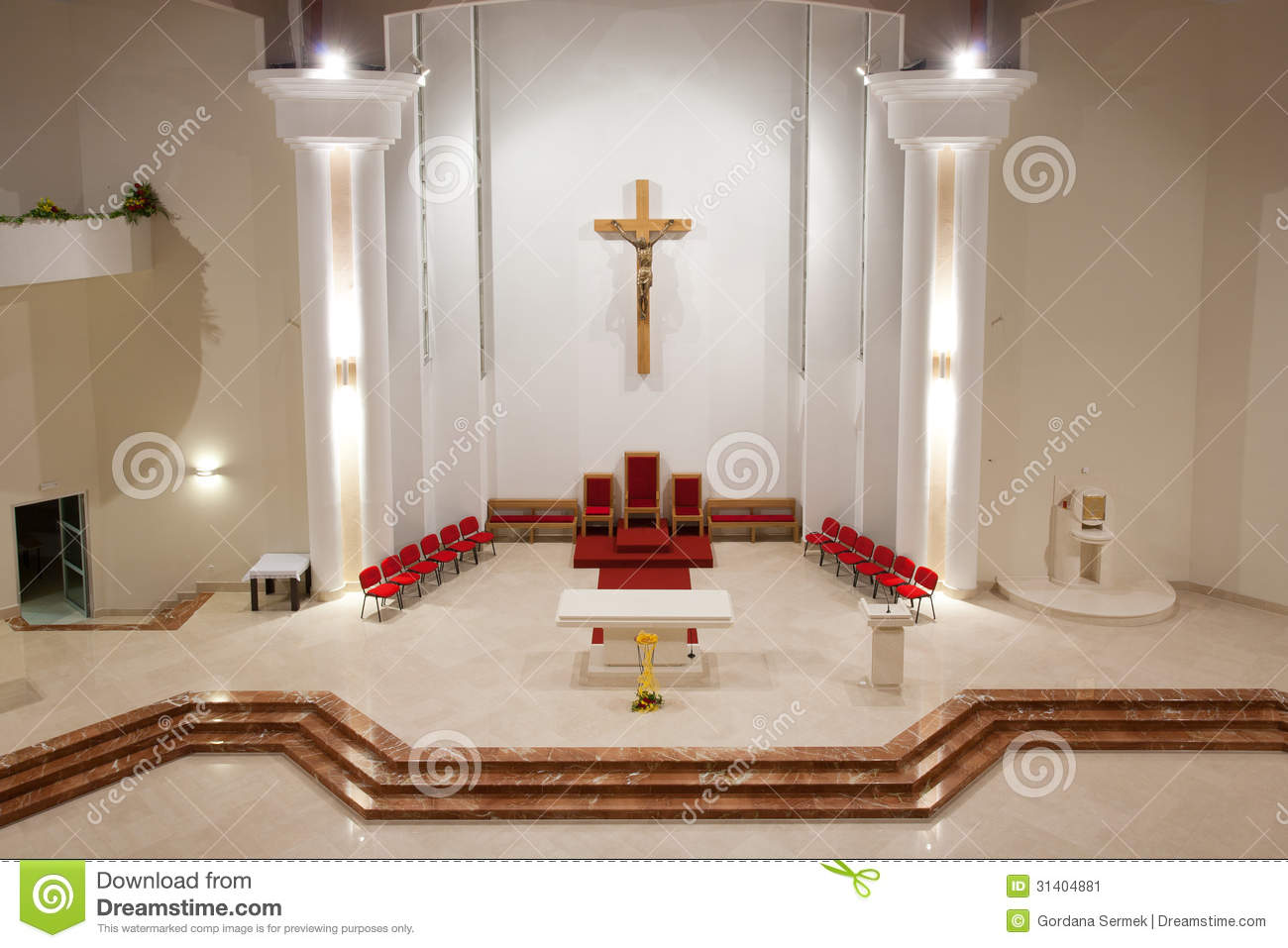 Modern Church Interior Design Ideas Modern Church Interior Stock Images Download 3 086 Royalty Free