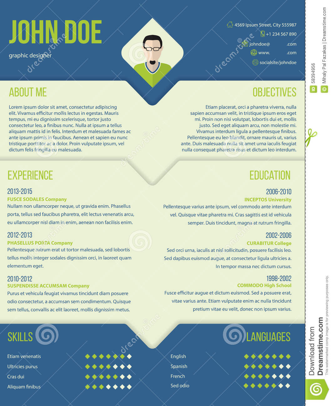 cv template modern sample service resume cv template modern enter the cv template index page special offer modern curriculum cv resume template