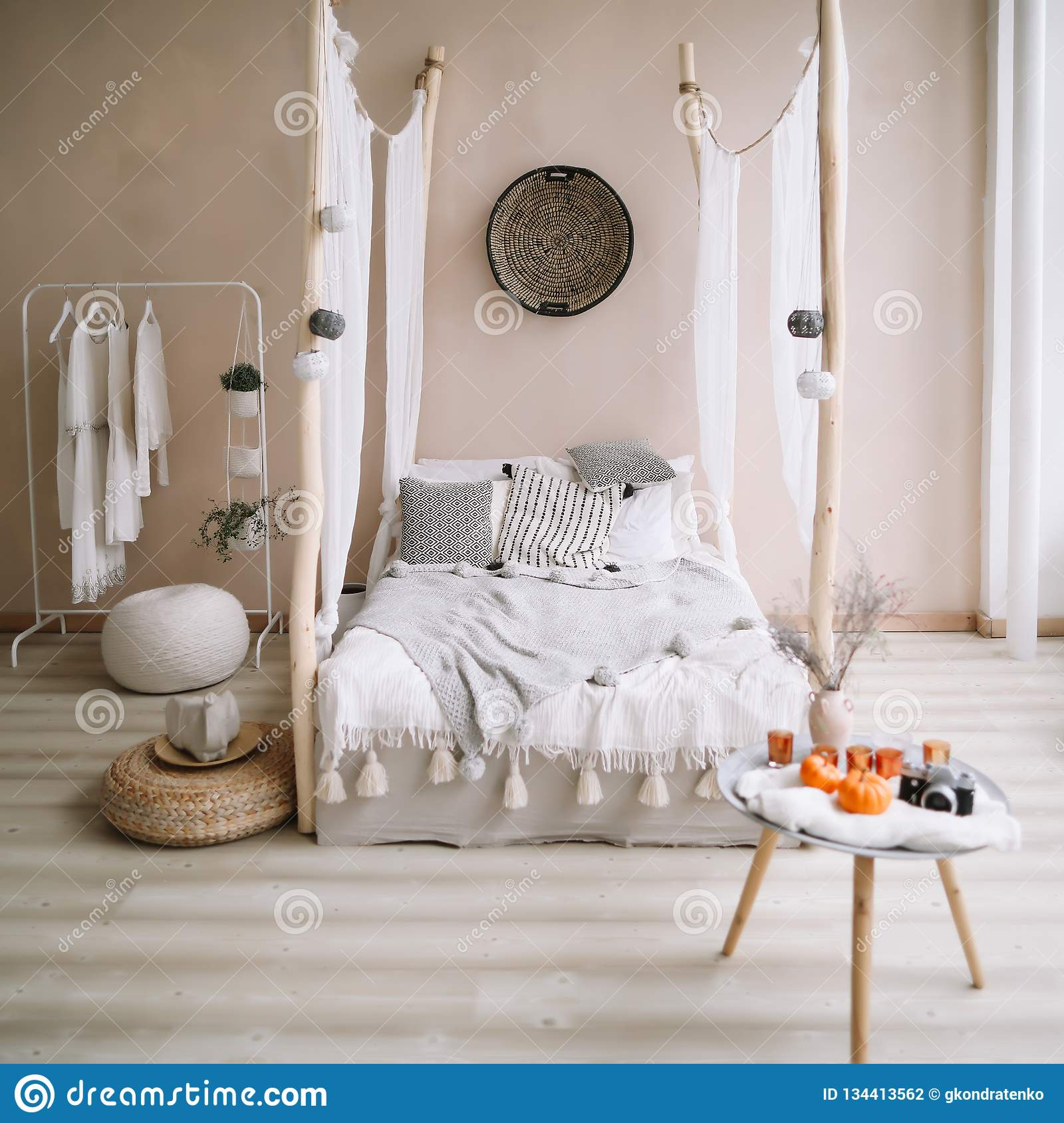 Scandinavian Furniture Bed Modern Home Interior Design Exotic Bedroom Interior Scandinavian