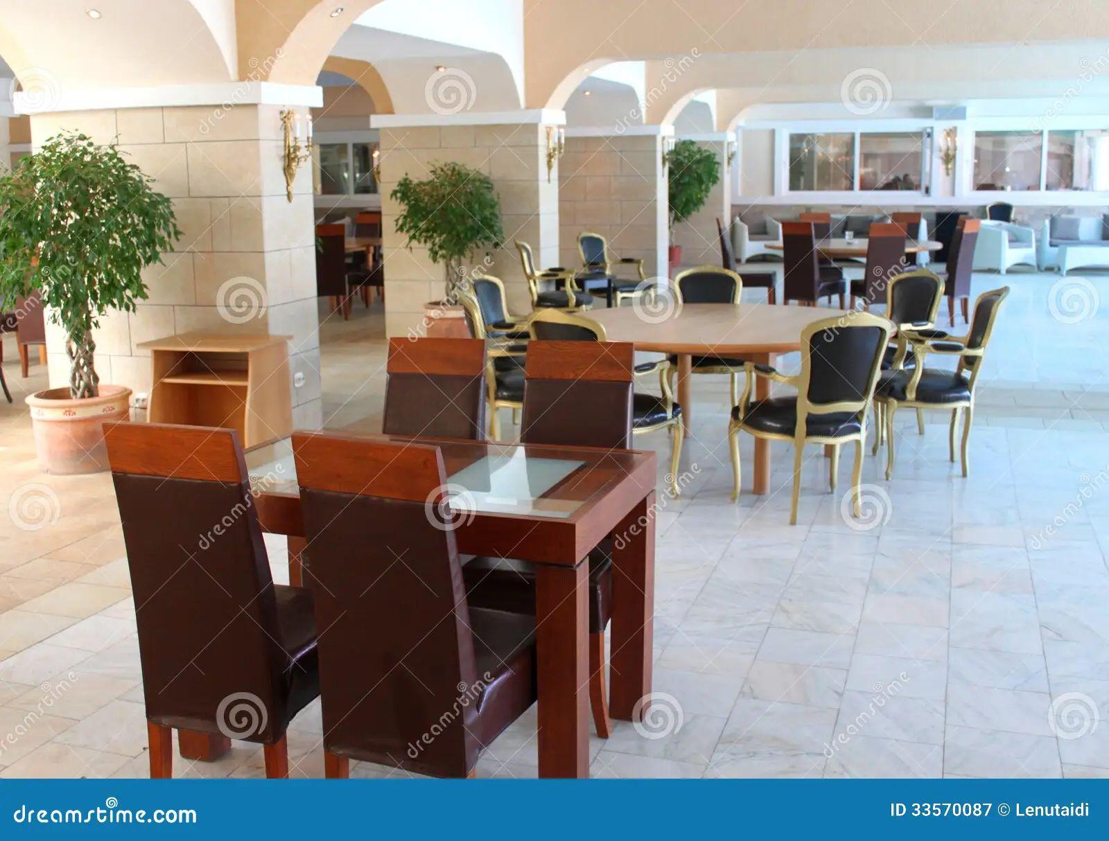 Restaurant furniture tables - Download