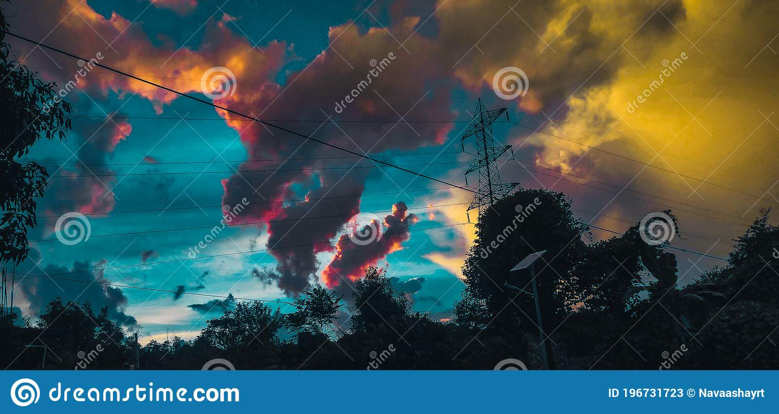 466 Anime Sky Photos Free Royalty Free Stock Photos From Dreamstime