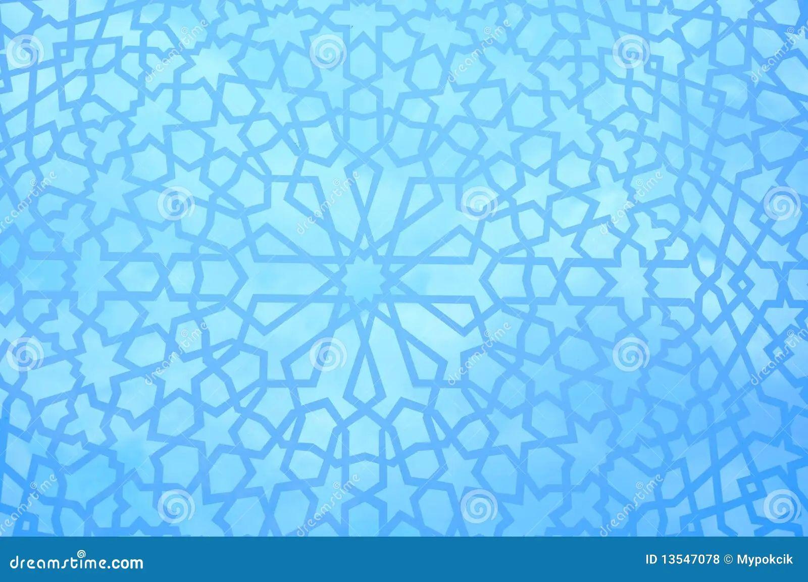 Royalty free stock photo geometric islamic moroccan pattern
