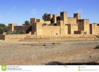 Moroccan Palace Stock Images - Image: 1825564
