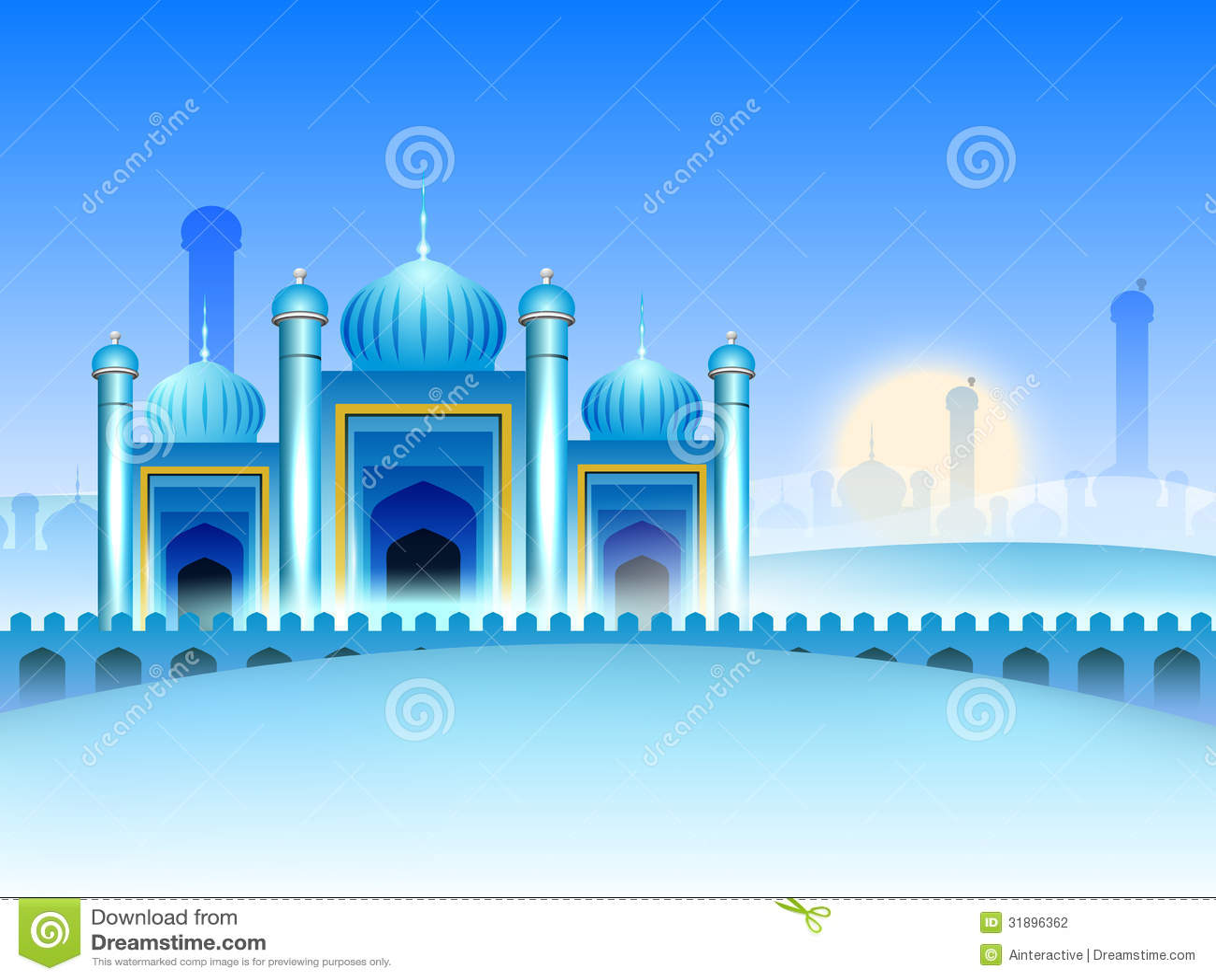 Royalty free stock photo background kareem mosque ramadan