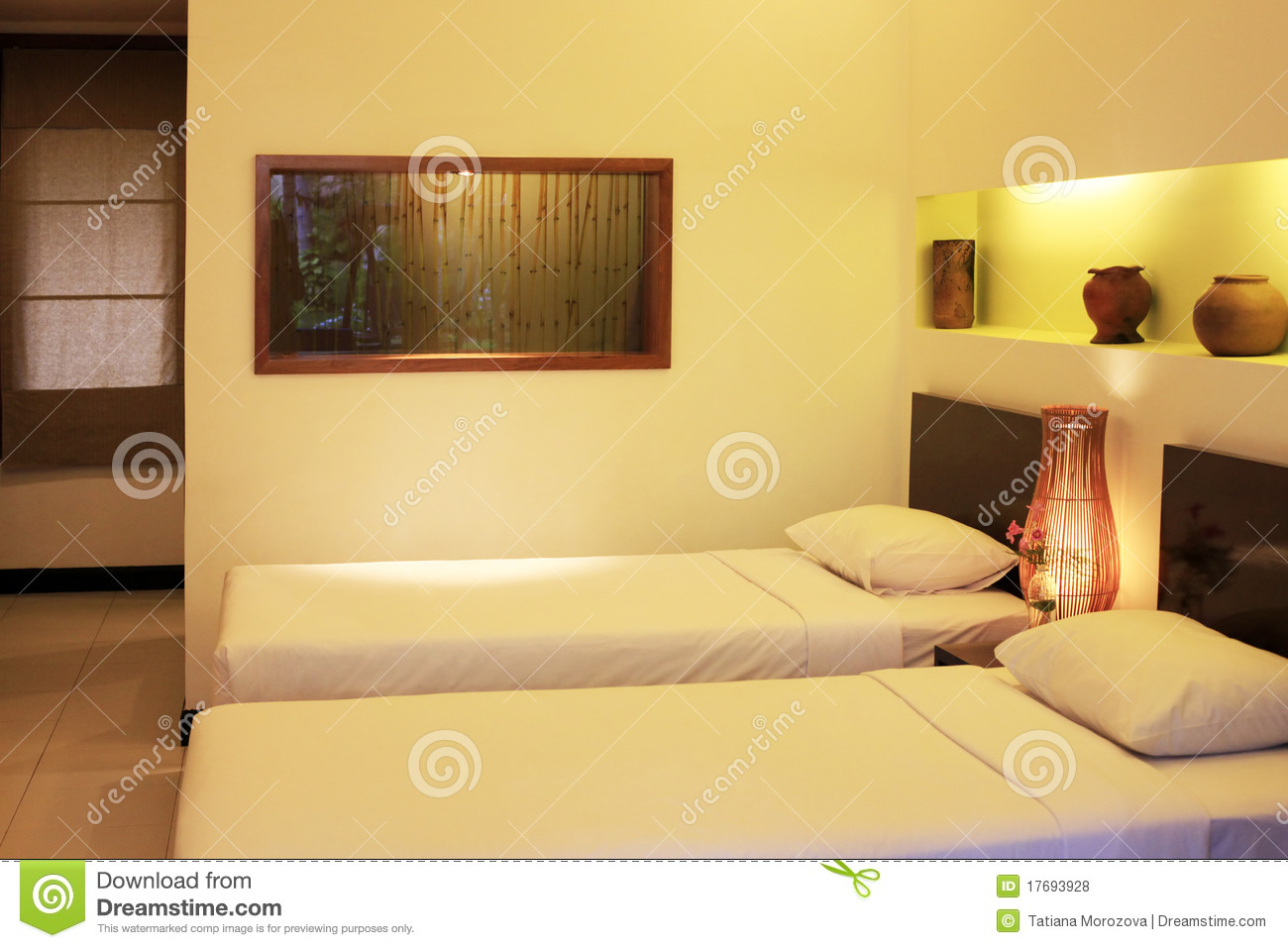 Nice Bedroom Picture Nice Bedroom Stock Photo Image Of Fabric Brown Hotel