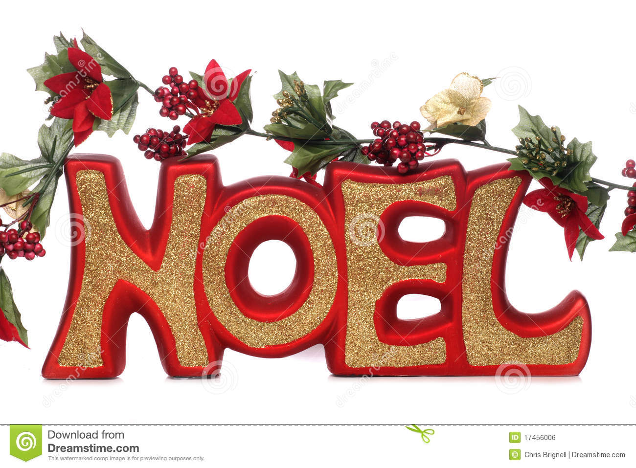 Décorations De Noel Noel Christmas Decoration Stock Photo Image Of Gold