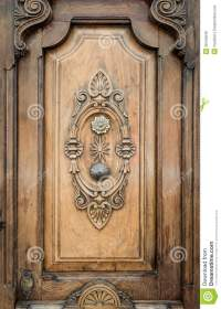 Wooden Carving Main Doors