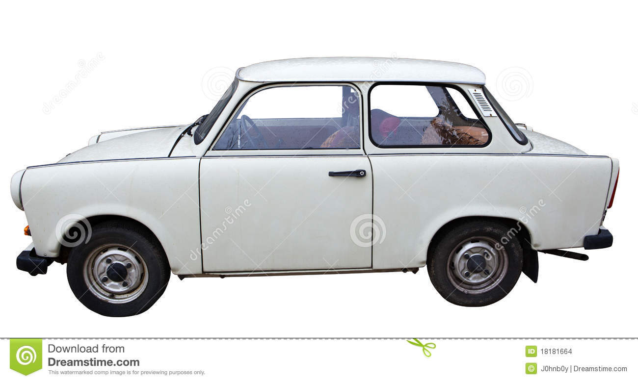 Trabant Clipart An Old East German Car Stock Photo Image Of Trabant 18181664