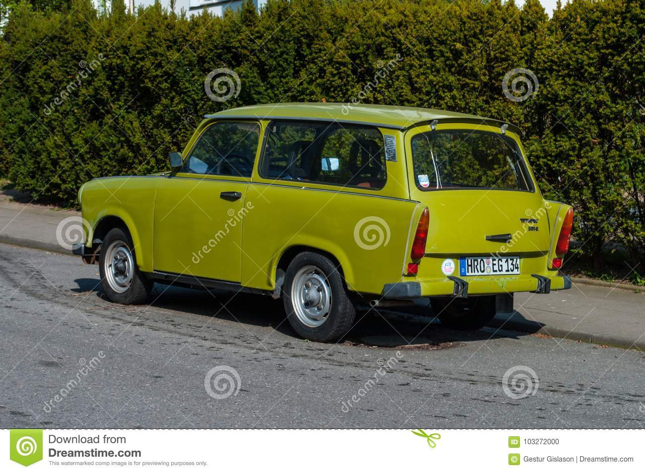 Trabant Clipart Old Green Trabant Editorial Image Image Of Trabant 103272000