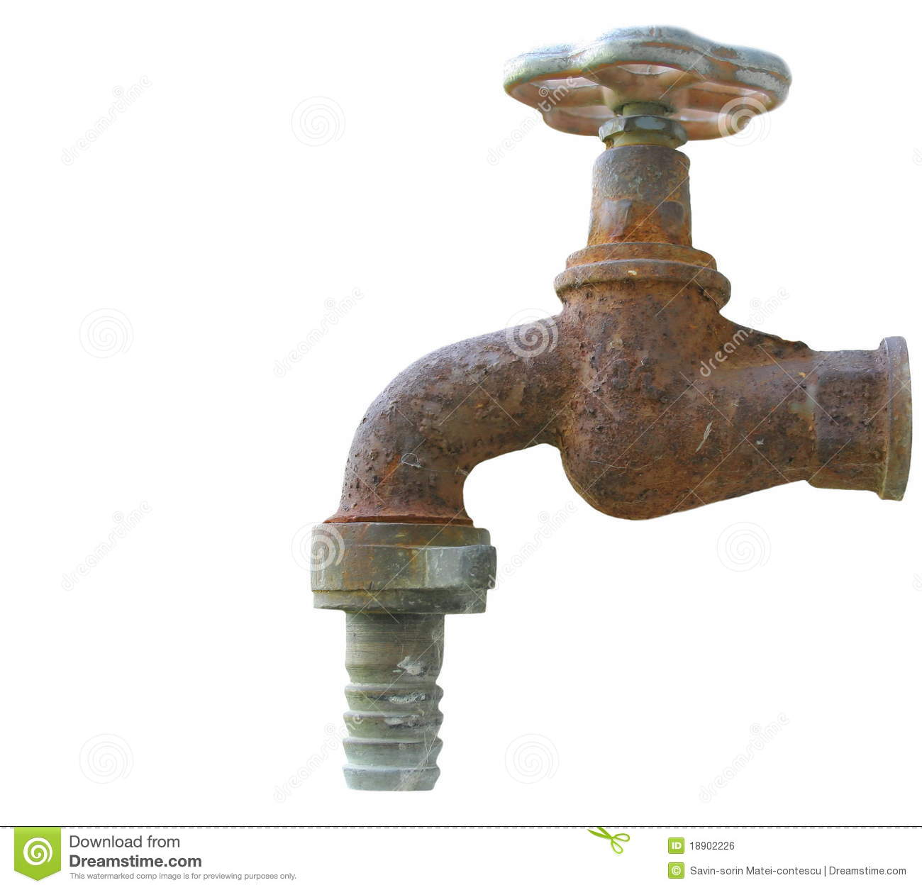 Rubinetti Camper Old Rusty Faucet Stock Photo Image Of Spigot Worn Metal