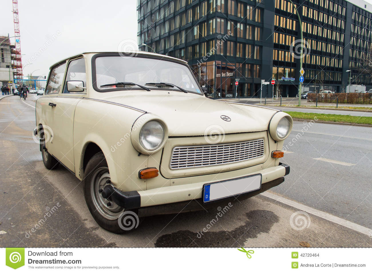 Trabant Clipart Old Trabant Car Editorial Stock Image Image Of Communism 42720464