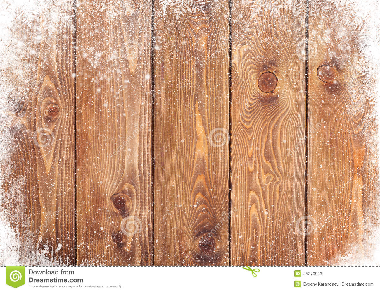 Fall Trees Desktop Wallpaper Old Wood Texture With Snow Stock Image Image Of Space