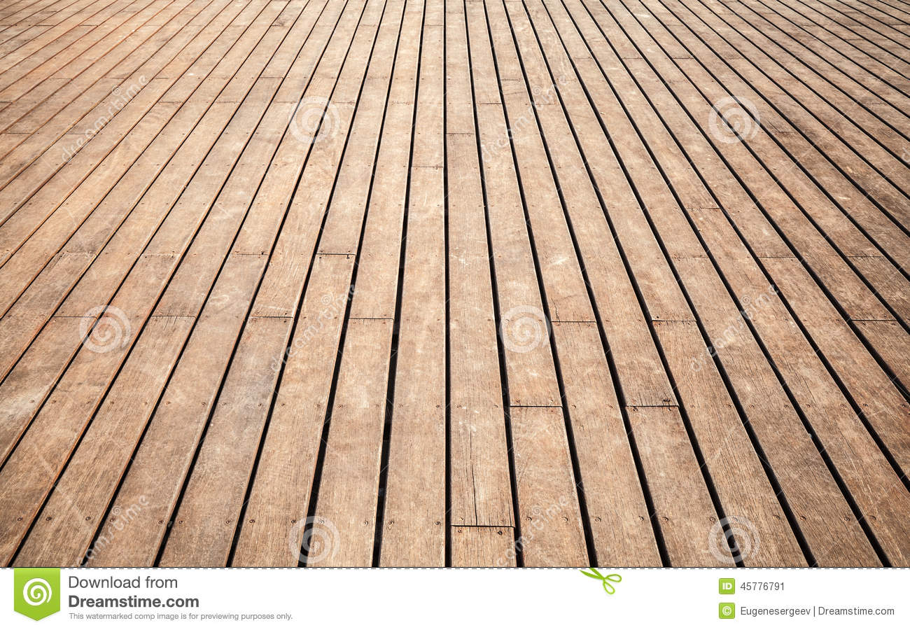 Dessin Parquet Bois Old Wooden Floor Perspective Background Texture Stock
